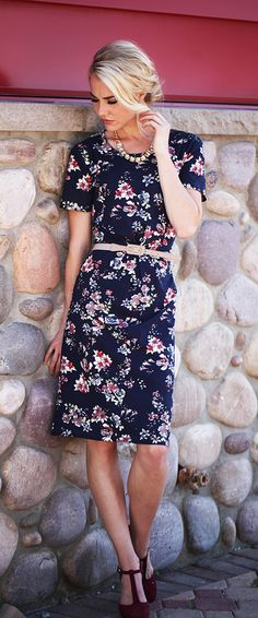 The Haven Dress [MDF1555] - $54.99 : Mikarose Boutique, Reinventing Modesty