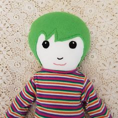 Check out this item in my Etsy shop https://www.etsy.com/au/listing/594660257/soft-boy-doll-cloth-dolls-handmade