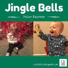 The Polar Express — Cute Kids Reading Books