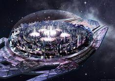 The Galactic Arena by Samuel-Nordius.deviantart.com