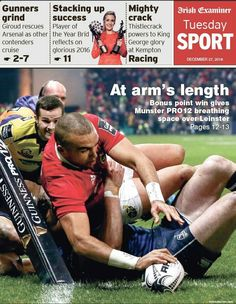 Munster Rugby, King Sport, Racing, Baseball Cards, Sports, Running, Hs Sports, Auto Racing, Sport