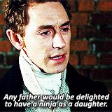 Austenland movie, JJ Feild. Can we talk about how this is one of my favorite lines.