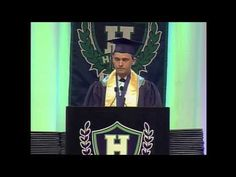 ▶ Deaf Valedictorian Gives Inspirational Speech (CCSD Official Video) - YouTube