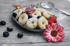 Mini Fitness Donuts