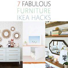7 Fabulous Furniture Ikea Hacks - The Cottage Market