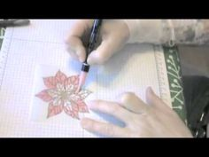▶ Stained Glass Window Technique - YouTube