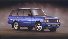 Range Rover 1990's - Any colour you wanted could be delivered on an Autobiography vehicle