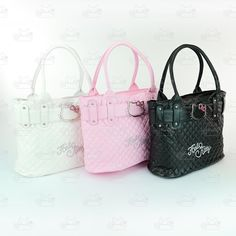 a912be6c057e Hello Kitty Soft Leather-Like Hand Carry Tote Shoulder Bag 3 Colors  730S