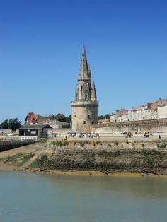 The Lantern Tower  La Rochelle