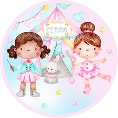 Carnival Themes, Circus Theme, Circus Party, Edible Printing, Cute Cartoon Wallpapers, Candy Colors, Sleepover, Party Printables, Diy And Crafts