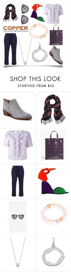 """Favourite set of the week"" by emmamegan-5678 ❤ liked on Polyvore featuring Franco Sarto, Brooks Brothers, Giambattista Valli, 321, Pierre Hardy, Karen Walker, Bronzallure, Shashi, Monica Vinader and modern"
