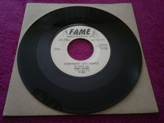 """NORTHERN    /   Jimmy Hugues---Everybody Lets Dance       /  Soul 45"""""""