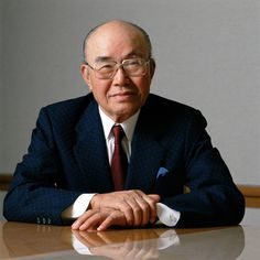 Soichiro Honda Biography: A Great History of Japanese Car Manufacturer Soichiro Honda, Honda Motors, Honda S, Honda Motorcycles, Mini Bike, Motor Company, Japanese Cars, Car Manufacturers, Suit Jacket
