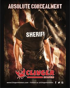 Home of the Absolute Concealment Holster!   ClingerHolsters.com
