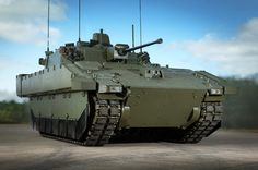 This UK-designed armoured fighting vehicle is tougher, more agile and smarter than the FV107 Scimitar it replaces.