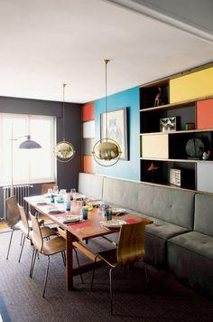 6 photos de salles à manger qu'on aime