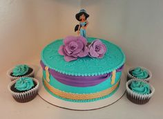 Princess Jasmine Birthday Cake Princess Jasmine Cake My Cakes Princess Jasmine Cake Jasmine. Princess Jasmine Birthday Cake Jasmine Inspired Cake Made For Princess Briannas Birthday. Jasmine Birthday Cake, Aladdin Birthday Party, Aladdin Party, Cool Birthday Cakes, 5th Birthday, Princess Jasmine Cake, Jasmine Disney, Jasmin Party, Aladdin Cake