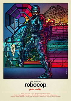 Robocop by Van Orton Design