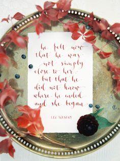 Herbst Fall Hochzeit Styled Shoot Melanie Nedelko Wedding Photography Fine Art Modern Calligraphy from a creative affair Red Wedding, Wedding Shoot, Wedding Blog, Fall Wedding, Autumn Weddings, Boho Wedding, Autumn Inspiration, Wedding Inspiration, Wedding Ideas To Make
