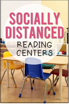 Socially distanced literacy center ideas for kindergarten, first and second grade students. Students will practice reading while engaging in meaningful, safe and distanced center activities. #socialdistance #literacycenters #learningtoread Kindergarten Centers, Student Teaching, Kindergarten Classroom, Teaching Reading, Literacy Centers, Teaching Ideas, Comprehension Activities, Reading Strategies, Sequence Of Events Worksheets