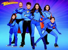thunderman pictures to print | affiche Les Thunderman (The Thundermans)