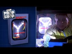 Make Your Own Flux Capacitor (Back To The Future) - DIY Prop Shop - YouTube