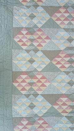 Patroon handgemaakte quilt nummer 3 | VIA CANNELLA WOONWINKEL | CUIJK