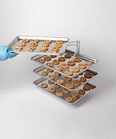 Another great find on #zulily! Baking Tray Rack #zulilyfinds
