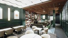 Lobby LeRoch Hotel & Spa, Paris