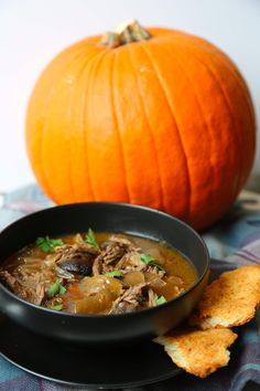 Slow Cook Your Way to Greatness With This French Onion Pot Pie Stew