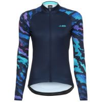 dhb Blok Womens Thermal Long Sleeve Jersey -  Camo