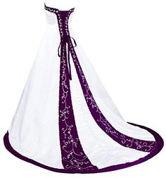 Wedding Dresses - Faironly D222 Womens Wedding Dress Bridal Gown *** Read more at the image link.