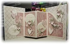 Bloomin' Paper: Rose and Cream