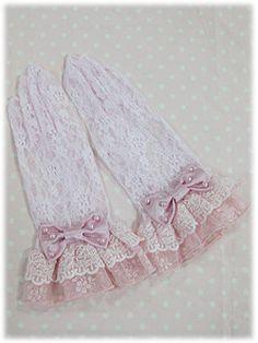 pretty gloves - Google Search