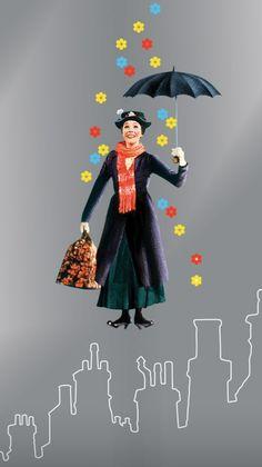 Disney Fun, Disney Stuff, Mary Poppins, Disney Wallpaper, Films, Movies, Movie Posters, Wallpapers, Tv
