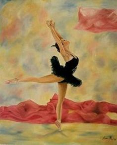MY bagażniku Decoupage: Tancerze Ballet Painting, Dance Paintings, Ballet Art, Ballet Dance, Ballerina Kunst, Contemporary Ballet, Vintage Embroidery, Retro, Art Boards