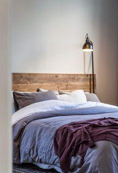 Line Sandberg   LOFT Homestaging Photo: Gustav Kaiser The bedding looks so comfy!
