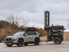 Toyota Lift, Adventure Car, Toyota Rav, Camping Set Up, Architecture Design, Camper, Best Gas Mileage, Subaru Forester, Ford Gt