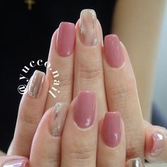 Rose Pink nail art design is suitable for any season, even in the cold winter Rose Pink nail is also very popular. Rose Pink Nailsis the most feminine color. It's a kind of rose color. It's blended with light purple pink. Rose Pink seems to give peop Pink Nail Art, Pink Nails, Gel Nails, Winter Rose, Gel Nail Designs, Nail Trends, Pink Roses, Nail Colors, Orange Color