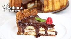 Kedi Dili Yaş Pasta Tarifi Waffles, Breakfast, Desserts, Food, Morning Coffee, Tailgate Desserts, Deserts, Eten, Postres