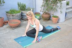6 Key Post Run Stretches & Why! Post Run Stretches, How To Run Longer, Beach Mat, Health Tips, Outdoor Blanket, Muscle, Exercise, Key, Running
