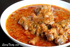aatukaal paaya (Lamb trotters Recipe) its just divine with hot idllis ( steamed rice cakes)