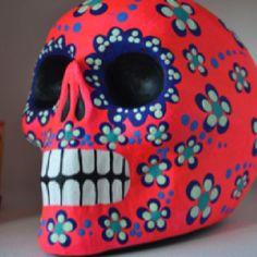 Sugar skull from Mexico