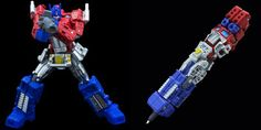 These Pens Are Actually Transformers