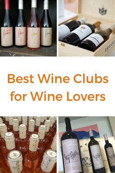 Best Wine Clubs and Wine Subscriptions for Wine Lovers Wine Glass Rack, Wine Rack, Wine Club Monthly, Wine Leaves, Best Wine Clubs, Wine Club Membership, Sweet White Wine, Wine Tourism, Wine Subscription