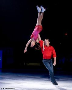 Sale - Pelletier from Canada. Miss this couple!! Soooo fearless!!
