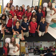 CAREER DAY @My Daughters Elementary School! Love How Her Face Shined with a Smile from Ear to Ear as I gave my presentation of Being a REALTOR.  #kidslovedit #careerday #REALTOR #jennysellsmiami #rolemodel #lovewhatido #schooldays #thecarrollgroup - http://ift.tt/1HQJd81