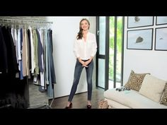 ▶ The body beautiful with Miranda Kerr: Off-duty dressing   NET-A-PORTER.COM - YouTube
