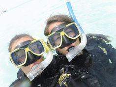 Great Barrier Reef was amazing!! #passionofparadise #greatbarrierreef #Australia #snorkelling #sisters by x_carmelita_x http://ift.tt/1UokkV2