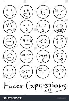 set of doodled cartoon faces in a variety of expressions - bullet journal - Karikatur Area Cartoon Faces Expressions, Funny Cartoon Faces, Cartoon Head, Doodle Cartoon, Funny Cartoons, Cartoon Drawings, Female Cartoon, Girl Cartoon, Les Doodle
